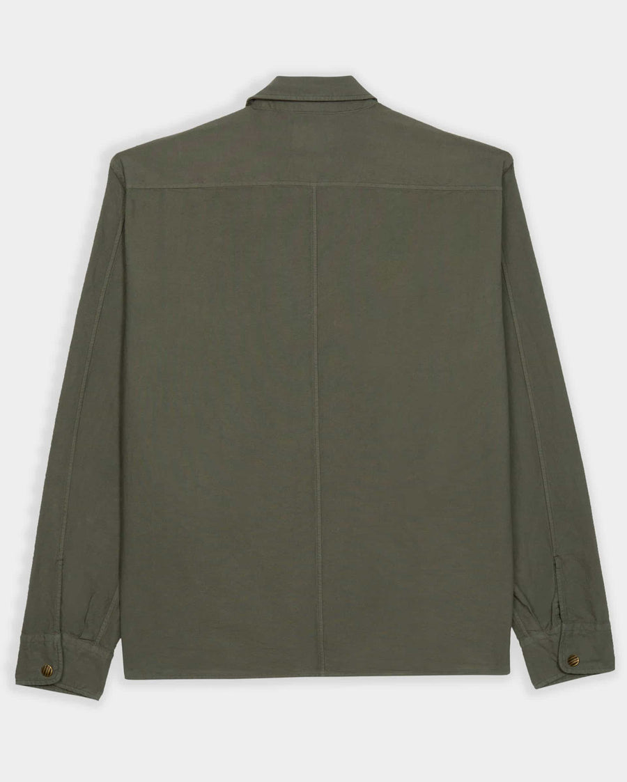 SNAP FRONT WORKSHIRT