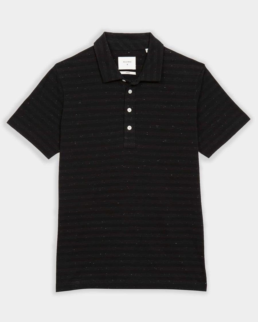 STRIPE DONEGAL POLO