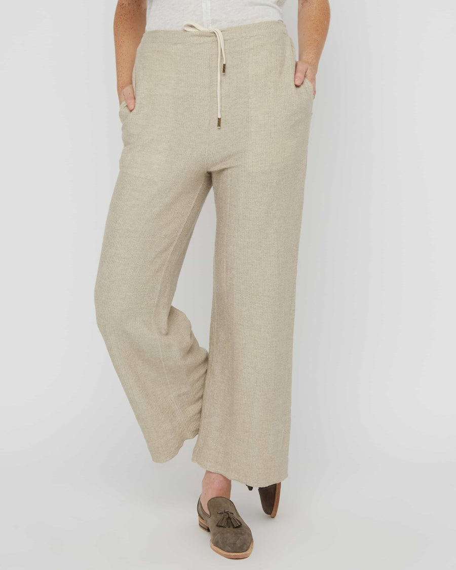 TERRY SOFT KNIT PANT