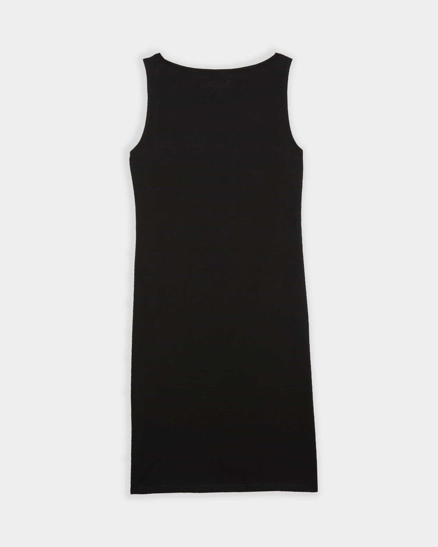 TWILL TAPE TANK DRESS