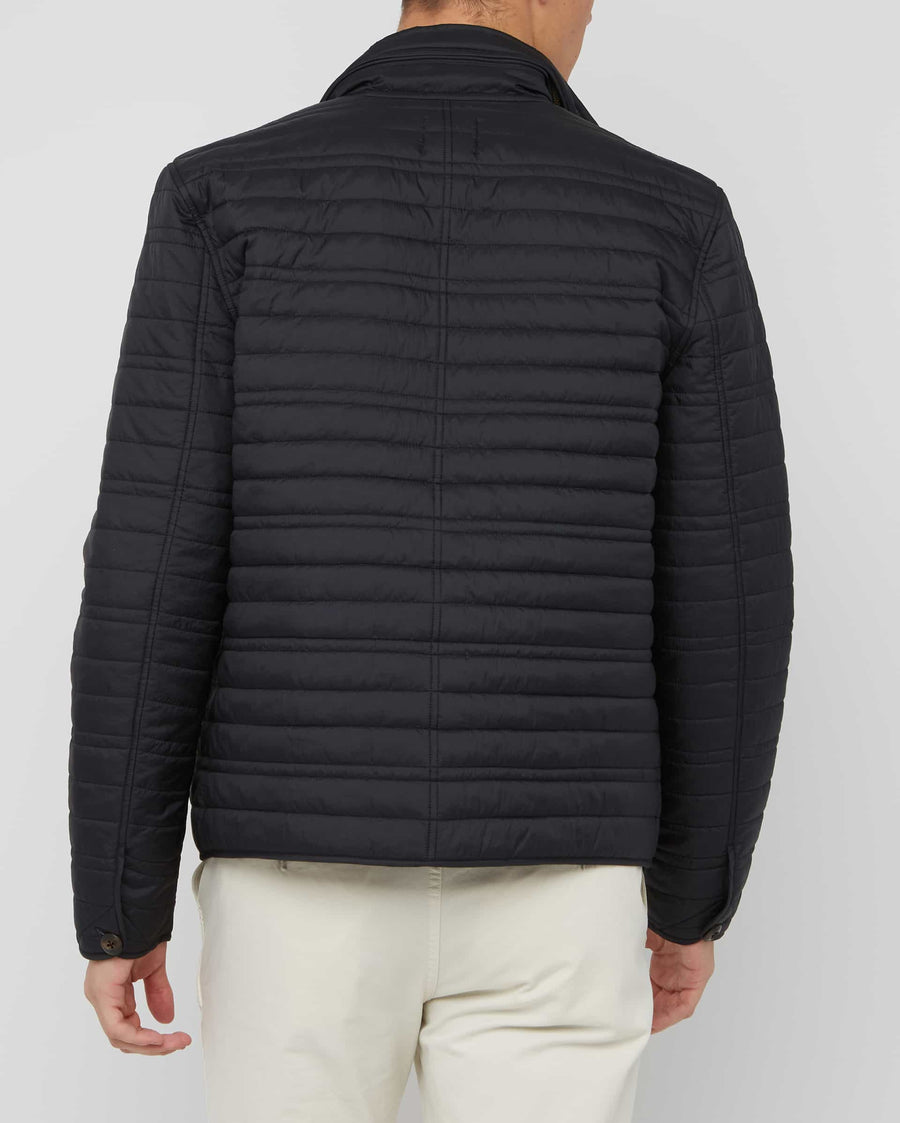 MEMBERS QUILTED JACKET