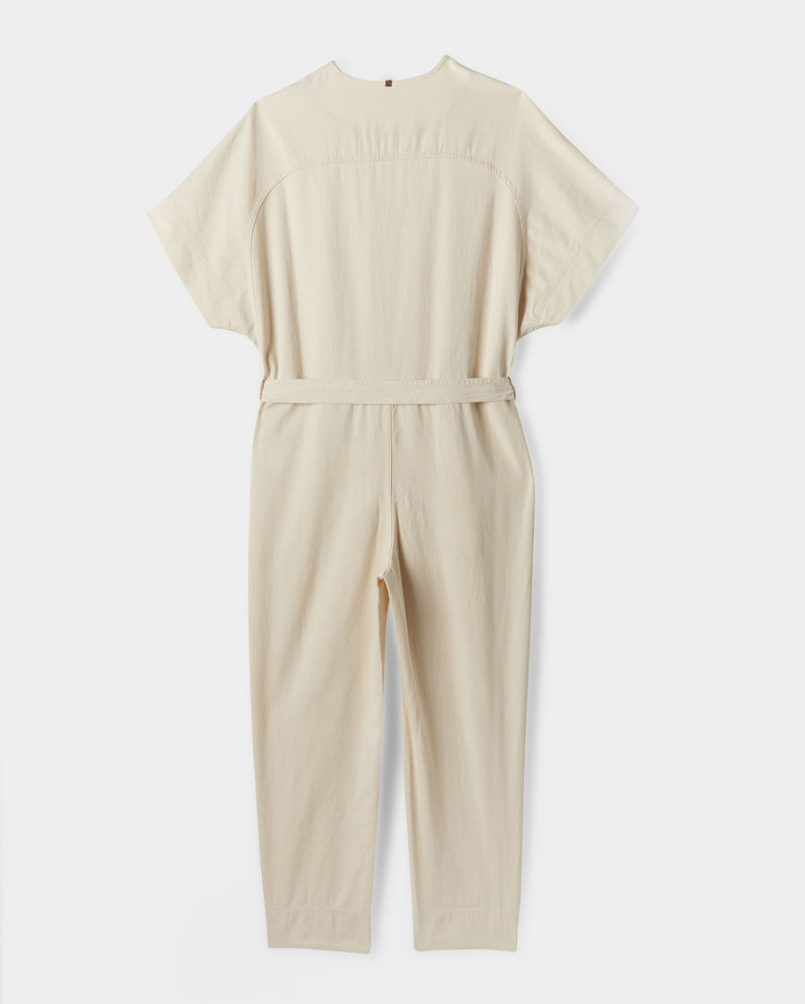 ZIP JUMPSUIT