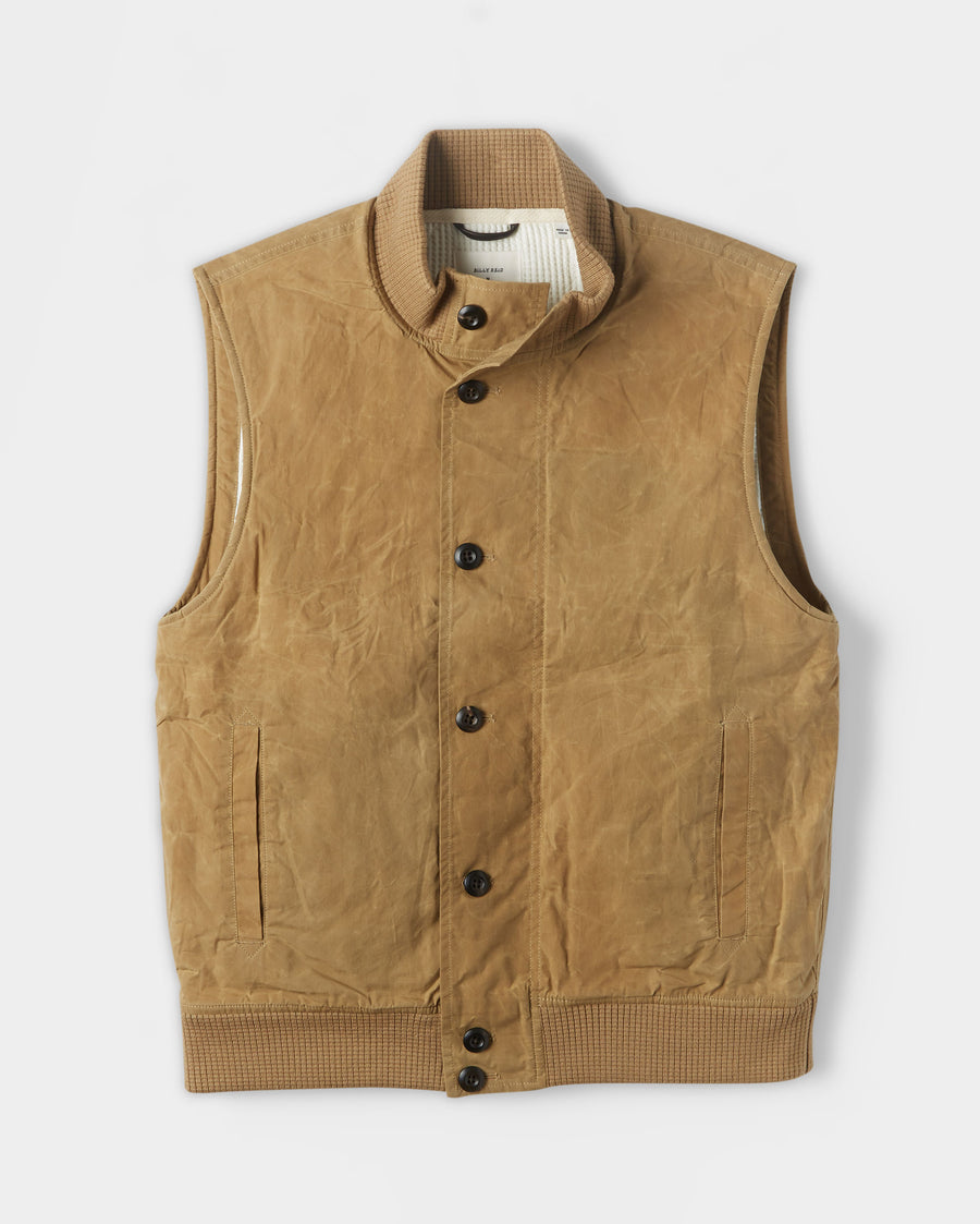 DECK COTTON VEST