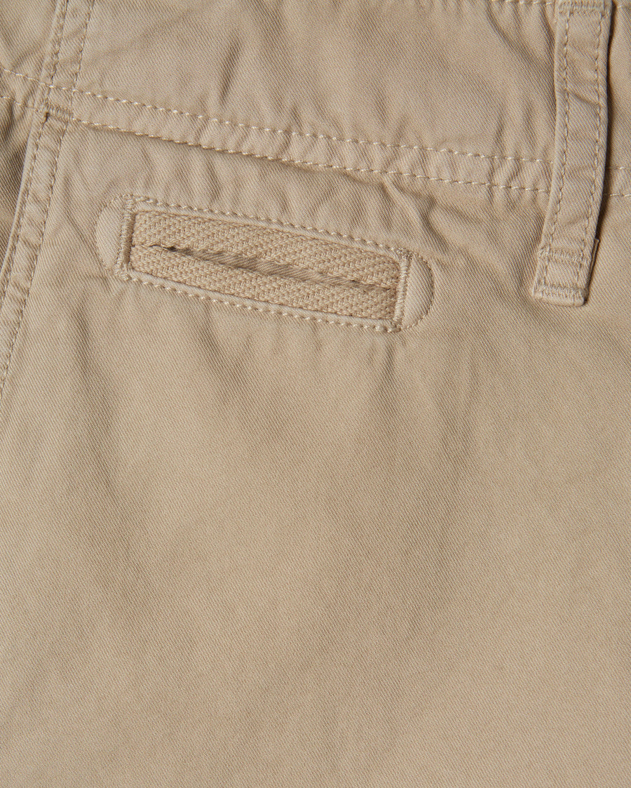 PIMA COTTON CHINO SHORT