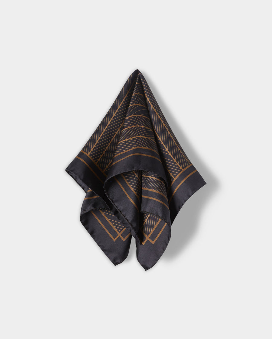 Billy Reid pocket square