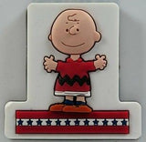 Charlie Brown Pvc Pin