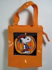 Snoopy Pirate Halloween Purse