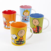 Peanuts Buddies Ceramic Mug