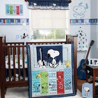 Lambs & Ivy Hip Hop Snoopy Wall Decor - NEW For 2012!