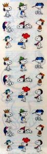 Snoopy Mini Stickers