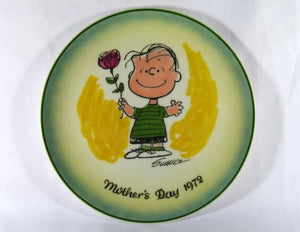 1972 - Mother's Day Plate