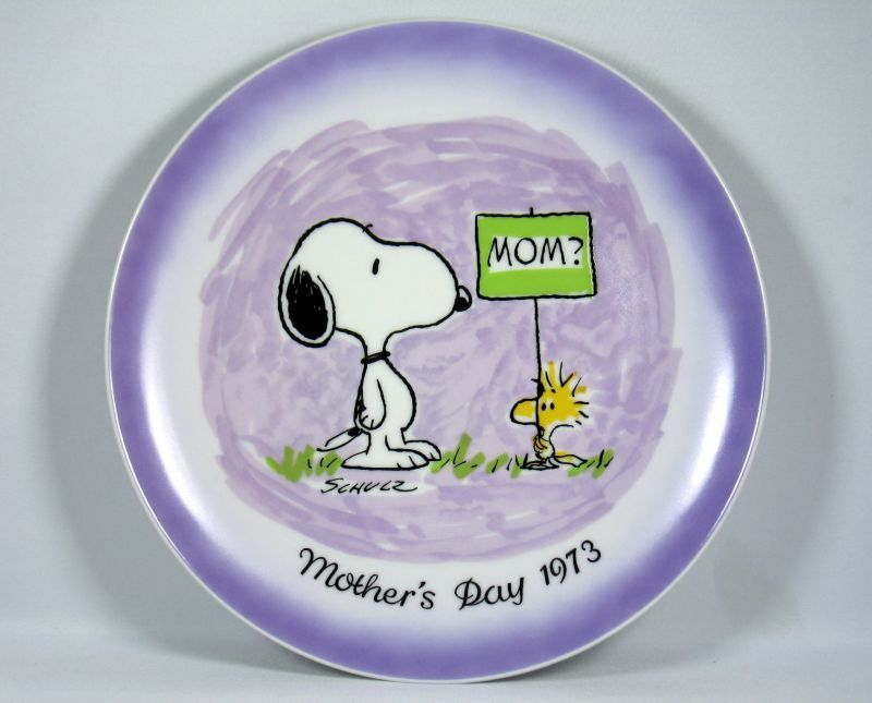 1973 - Mother's Day Plate
