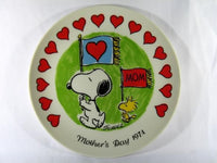 1974 - Mother's Day Plate