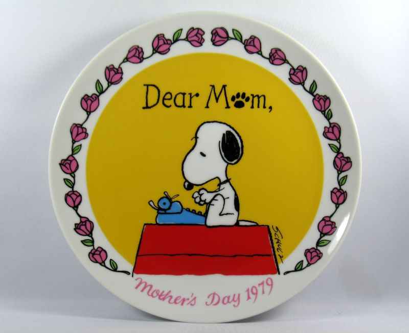1979 - Mother's Day Plate