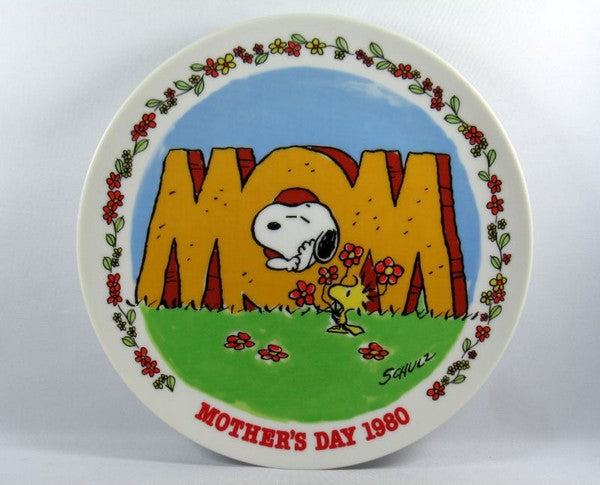 1980 - Mother's Day Plate