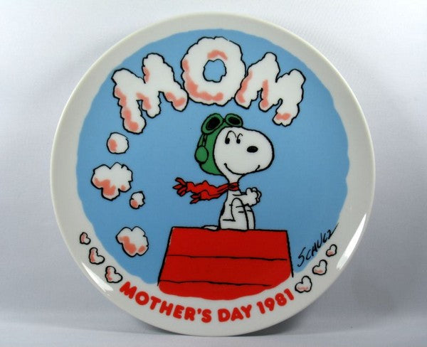 1981 - Mother's Day Plate