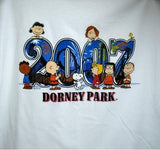 2007 Dorney Park Peanuts Gang T-Shirt - REDUCED PRICE!