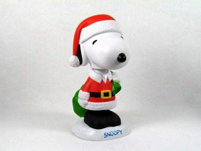 Snoopy Christmas Bobblehead