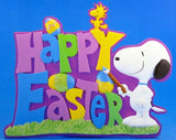 Snoopy Easter Wall Plaque
