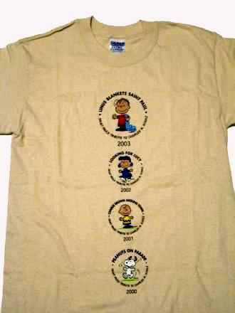 St. Paul's Tribute to Charles M. Schulz T-Shirt