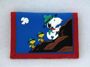 Camp Snoopy 2-D Wallet