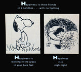 Met Life Advertisement - Happiness Is A Warm Puppy (1962)