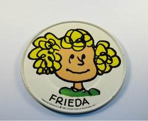 FRIEDA tin plate