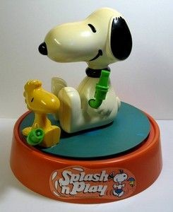 Snoopy Splash 'N Play