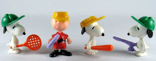SNOOPY Figure Set