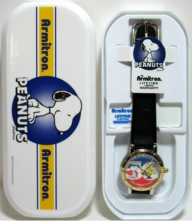 Peanuts 50th Anniversary Quartz Watch