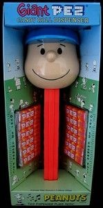 Charlie Brown - Giant Musical PEZ