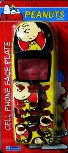 Charlie Brown Nokia Cell Phone Face Plate
