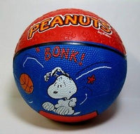 Peanuts Rubber Basketball - Bonk!