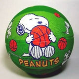 Peanuts Rubber Basketball - Snoopy