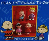 Peanuts Gang Ornament Tie-Ons Set - REDUCED PRICE!