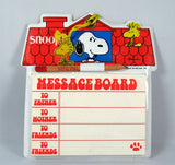 Snoopy Message Board