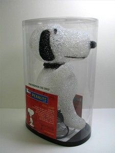 Snoopy Eva Lamp