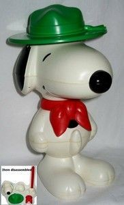 Stack-Up Snoopy