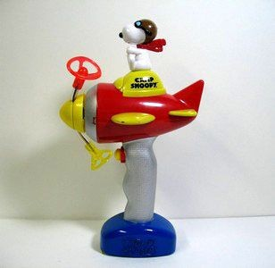 Snoopy Flying Ace Motorized Light Chaser