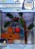 The Pathetic Tree Figure - Charlie Brown Christmas Memory Lane