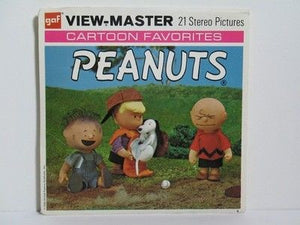Peanuts View-Master Set