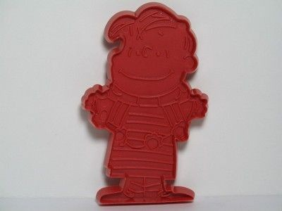 Linus - RED Cookie Cutter