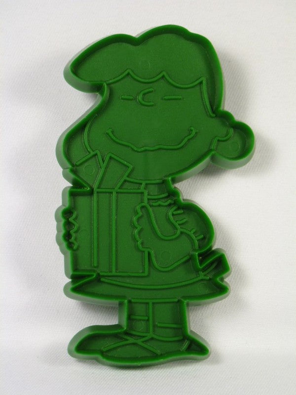 Lucy - GREEN Cookie Cutter