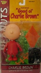 Charlie Brown Faceless Figure - Good 'Ol Charlie Brown Memory Lane