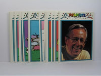 Peanuts Gang Trading Cards Collection - French
