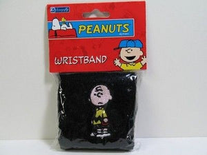 Charlie Brown Knit Wristband