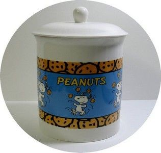Snoopy Cookie Jar