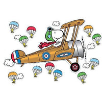 Giant Flying Ace Bulletin Board Wall Decor Set - 3 Feet Wide!