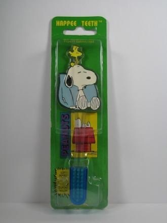 Snoopy and Woodstock Toothbrush