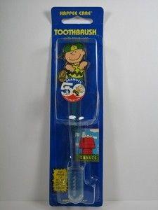 Charlie Brown Toothbrush